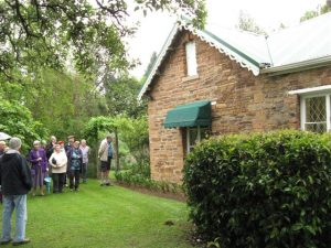 Another view of the Voortrekker House